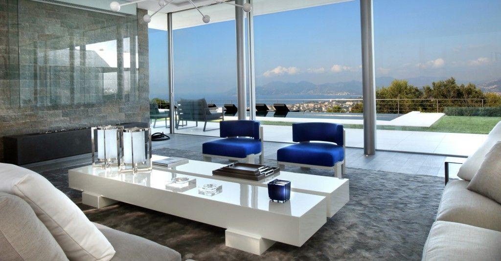 villa up collection priv e architecture cabinet d 39 architectes cannes villa d 39 exception. Black Bedroom Furniture Sets. Home Design Ideas