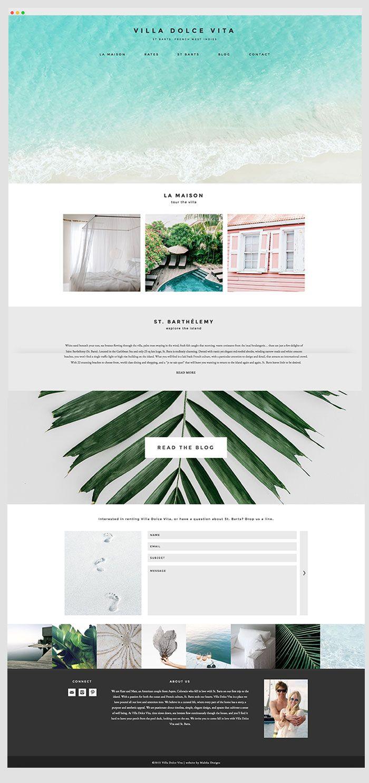 Maleka Designs | Aspen Design & Web Development | Villa