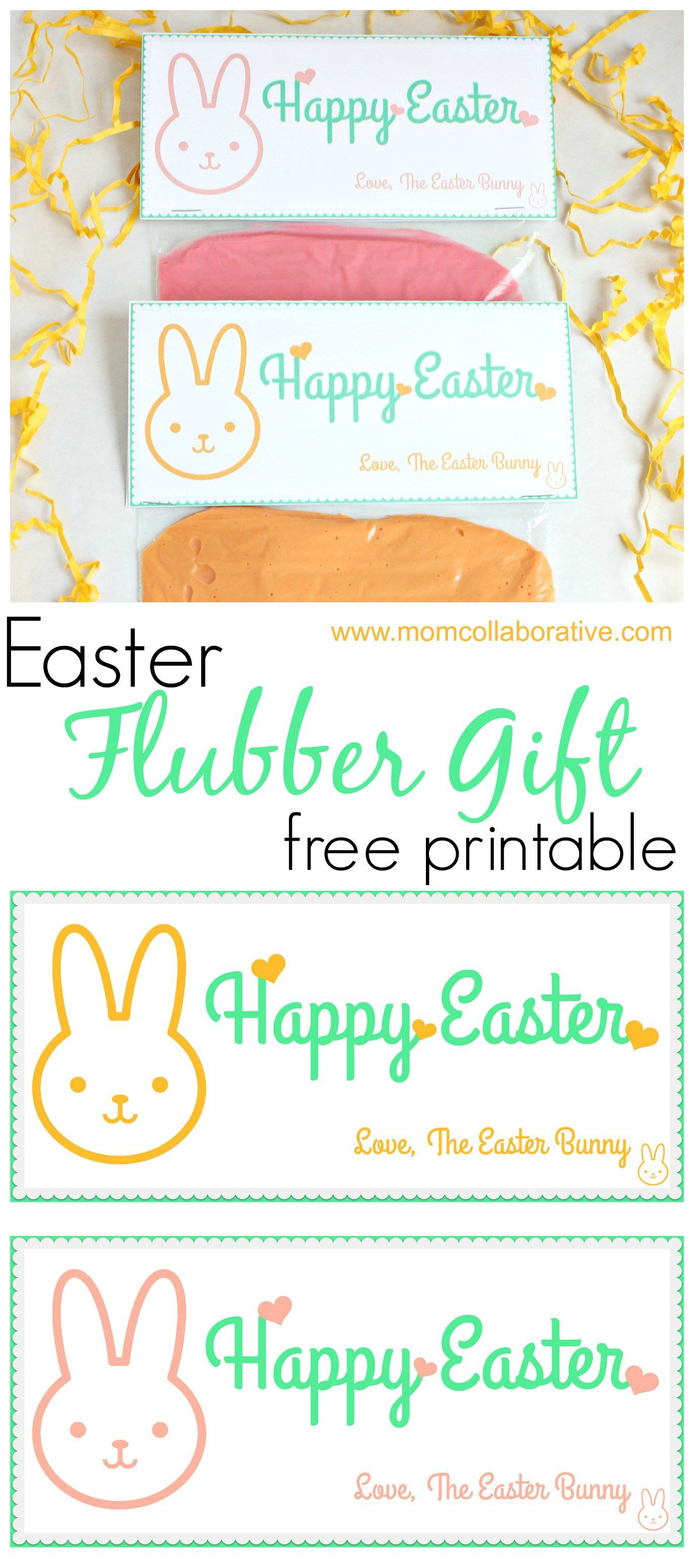 Easter bunny treat bag toppers bag toppers basket gift and easter easter bunny treat bag toppers negle Image collections