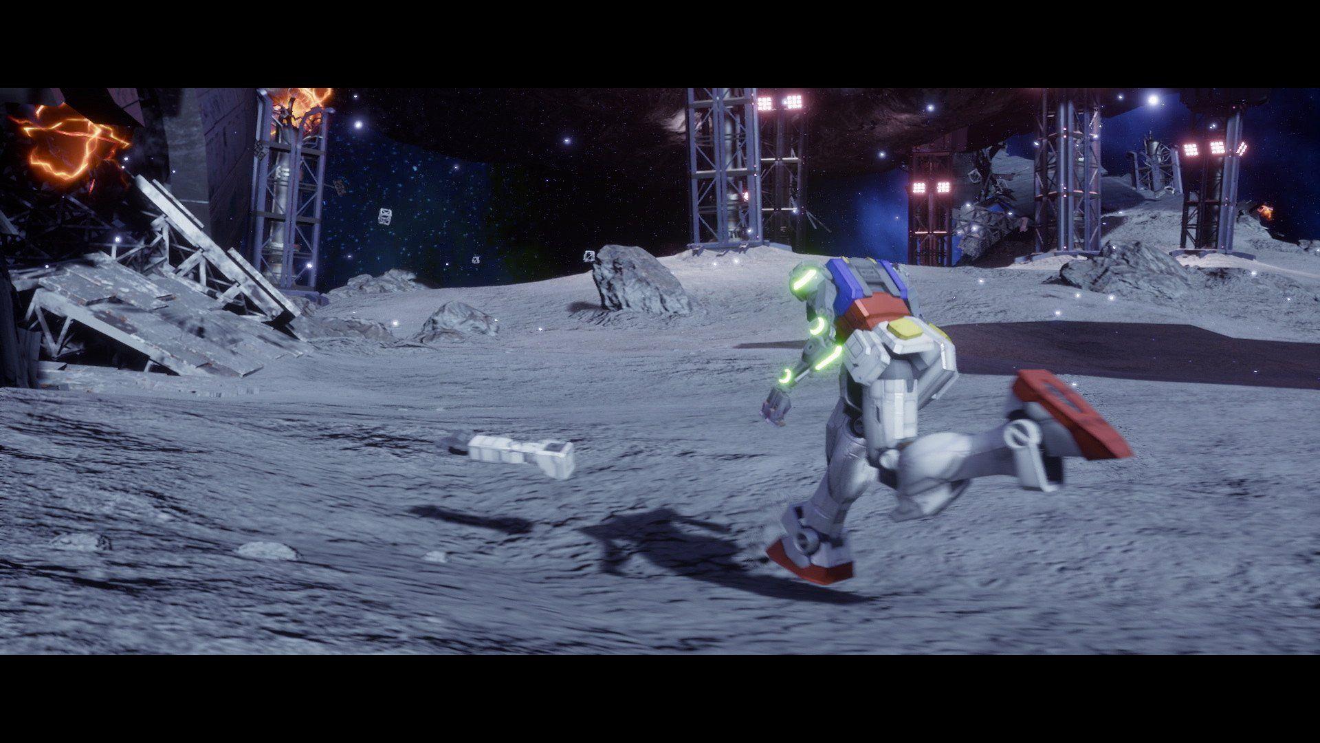 NEW GUNDAM BREAKER Breaking Through to the West Gundam