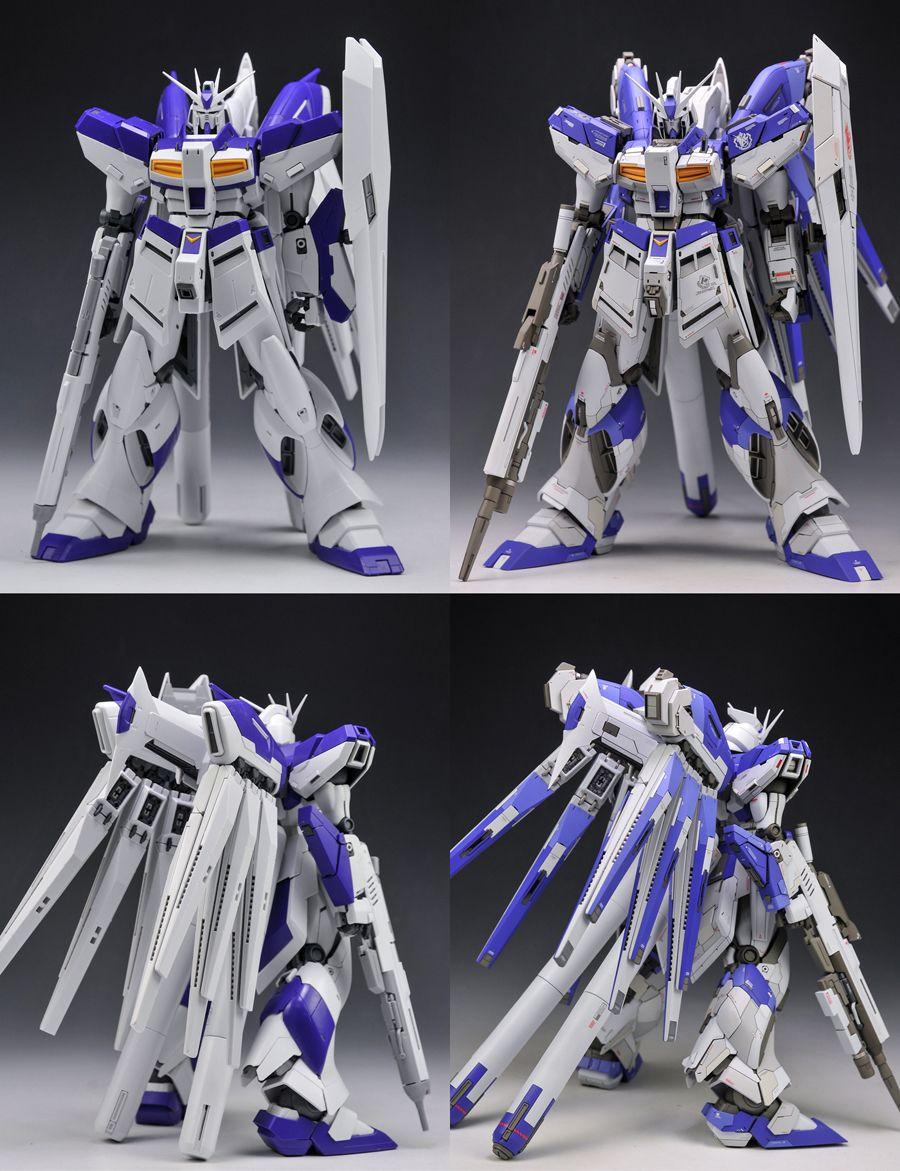Pin By Gunjap On Gundam Pinterest Model And Bandai Original Kits Sd V Mg 1 100 Rx 93 Hi Nu Verka Latest Remodeling