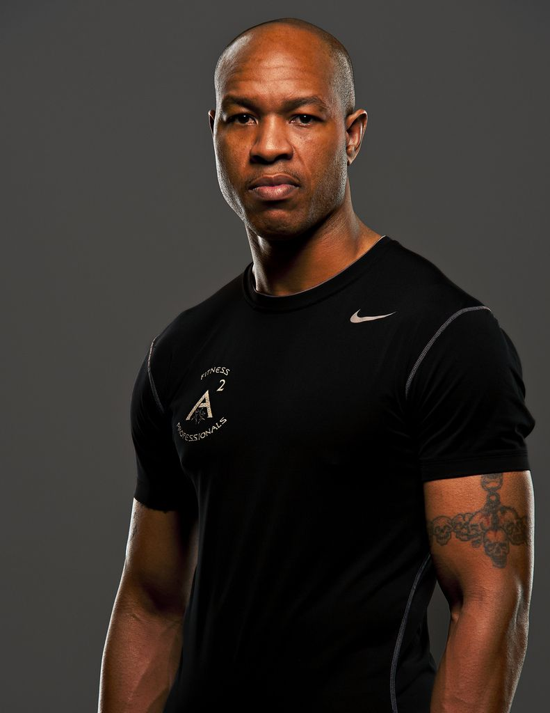 Demond Johnson of A2 Fitness Professionals