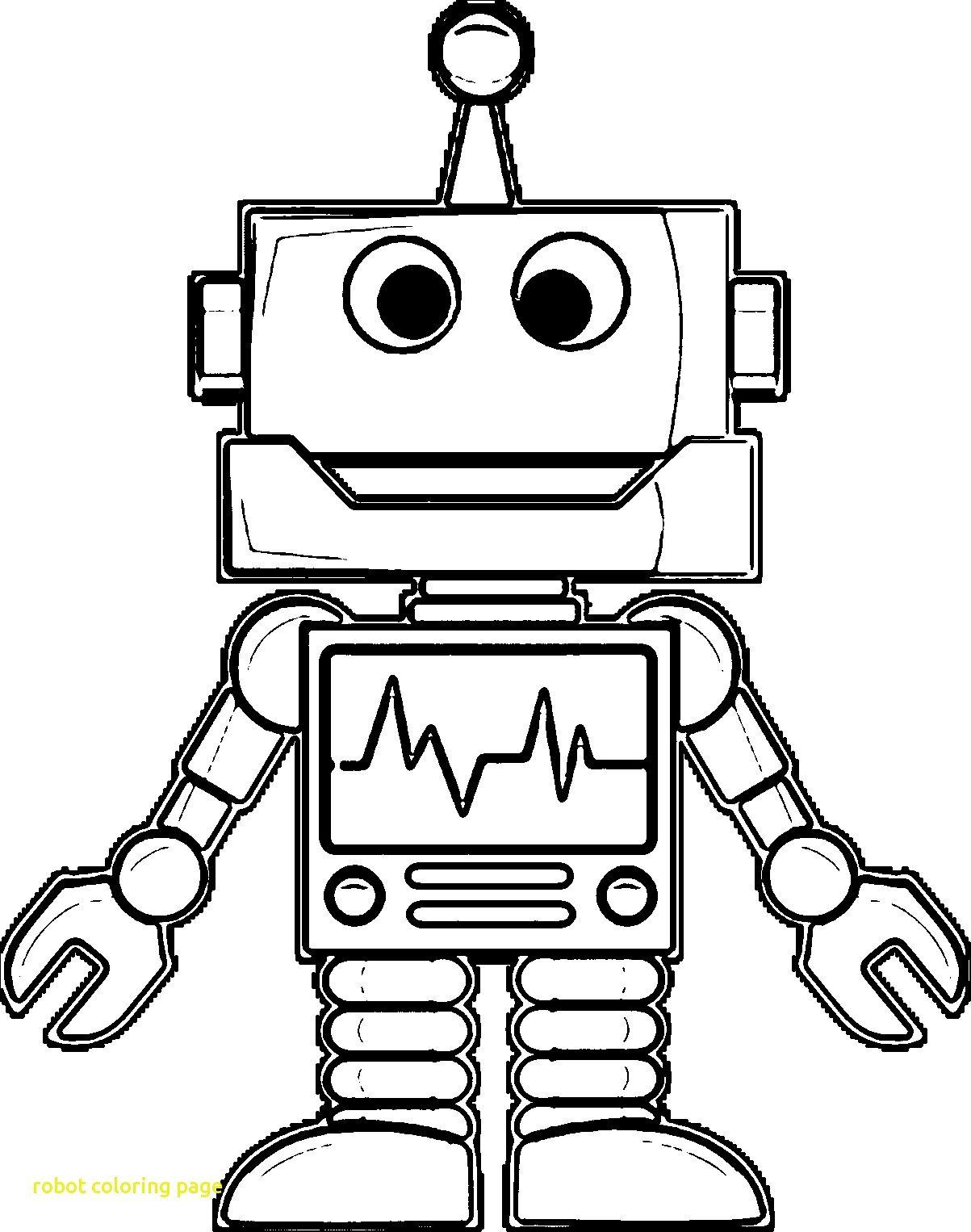 Cute Robot Coloring Pages Robot Coloring Pages To Print Lustige Malvorlagen Malvorlagen Fur Kinder Kinder Zeichnen