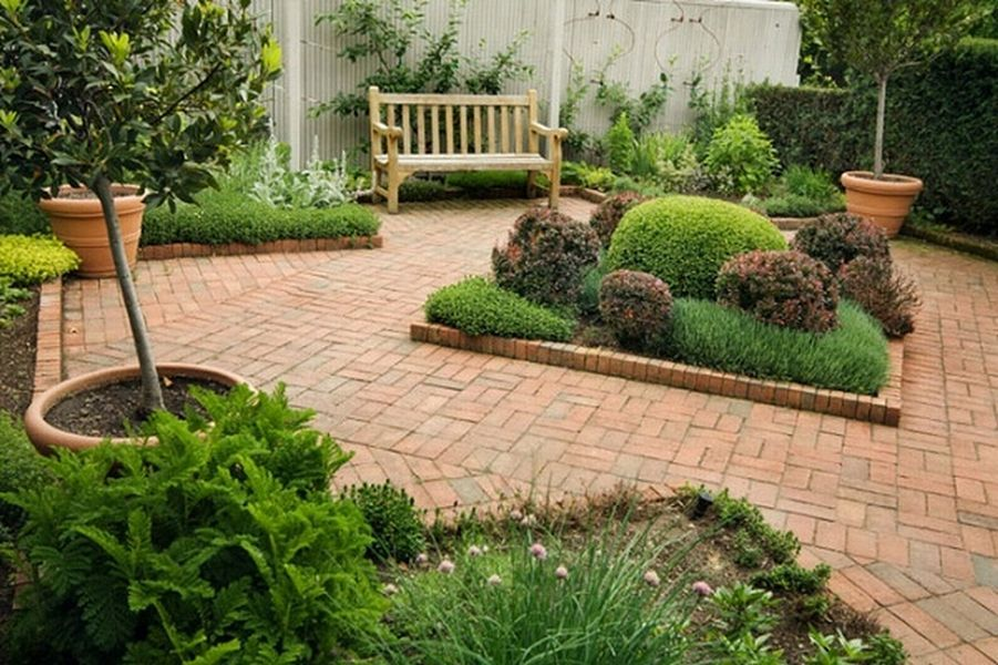 Cheap Landscaping Ideas For Back Yard | Nice Landscape ... on Cheap Back Garden Ideas id=98106