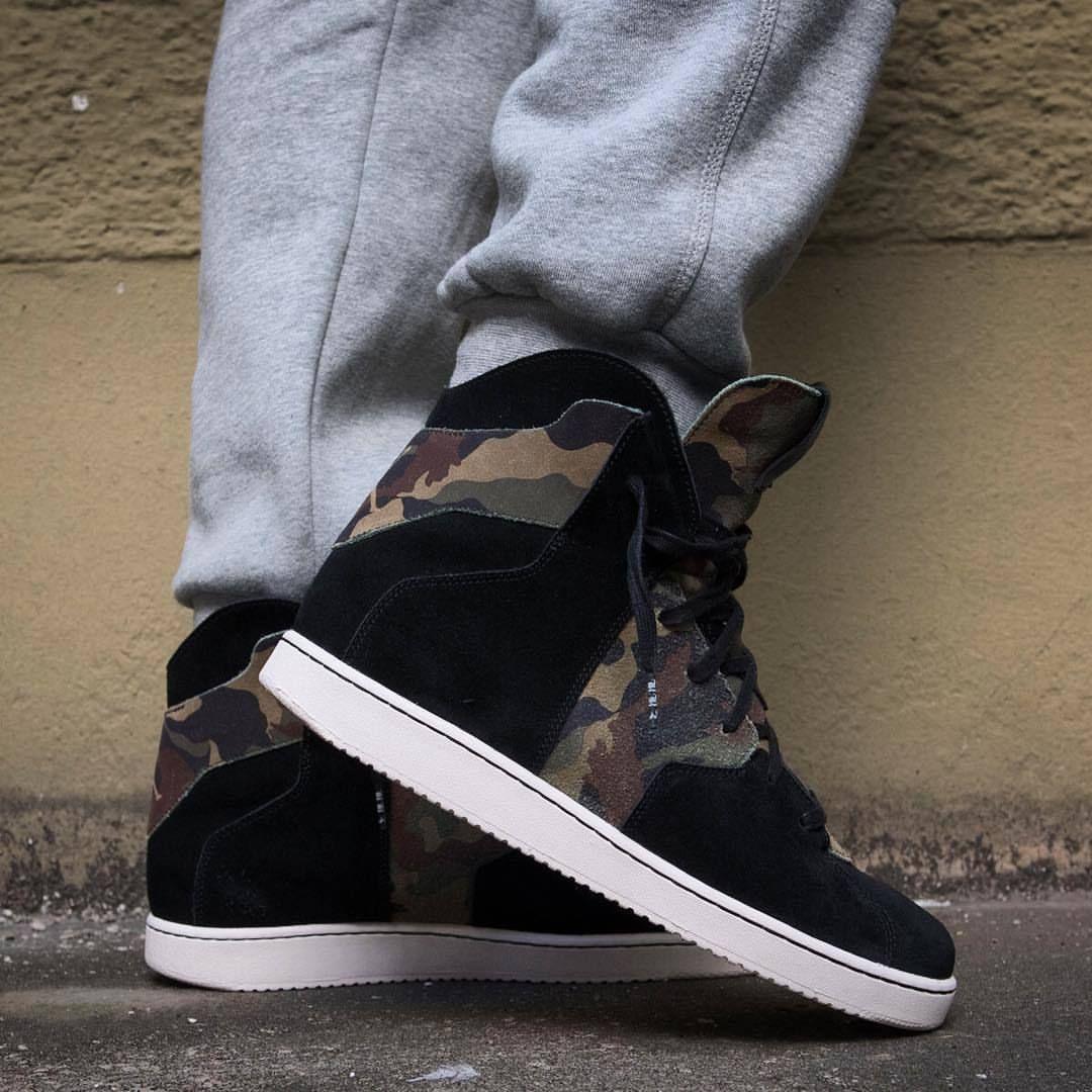 9723ebb134e5b Nike Jordan Westbrook 0.2 Black / Sail / Camo Around : 140€ / £115 Credit :  Kickz