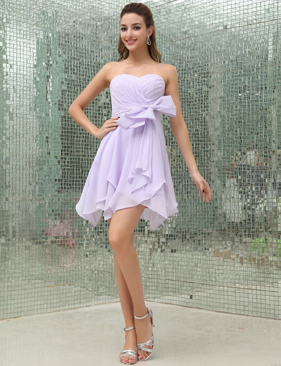 Wedding guest dress ideas  Click to Buy ucuc Bridesmaid Dress  Wedding Guest Formals Chiffon