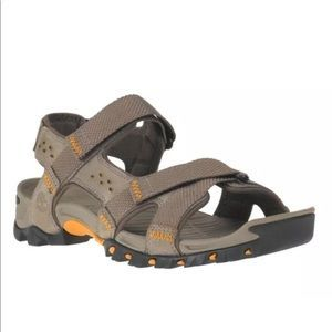 Timberland Mens Eldridge 5824 Leather Sandals