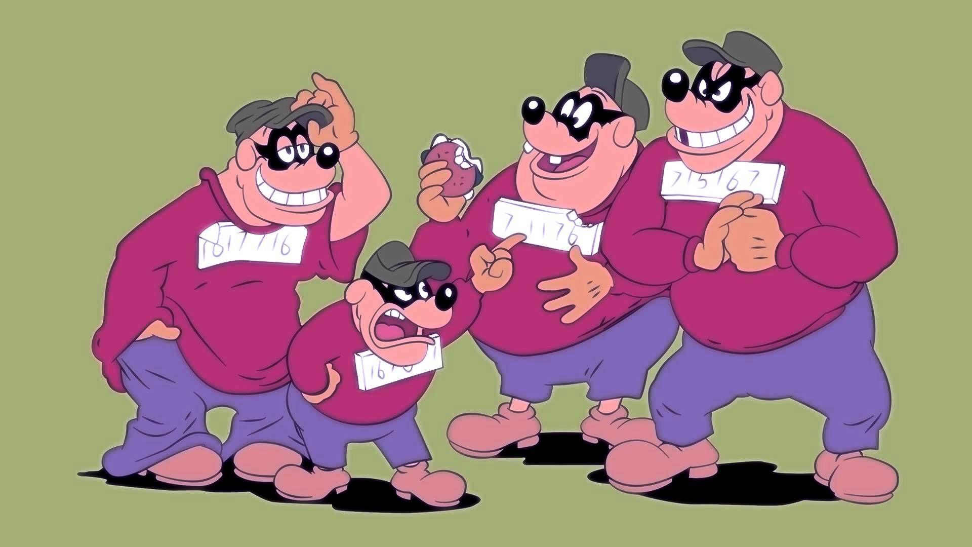 Ducktales Beagle Boys Theme Remake