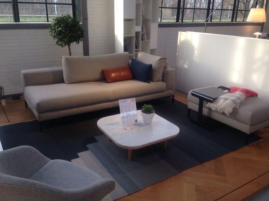 Design On Stock Aikon.Design On Stock Aikon Lounge In Stof Milton Dune Livingroom