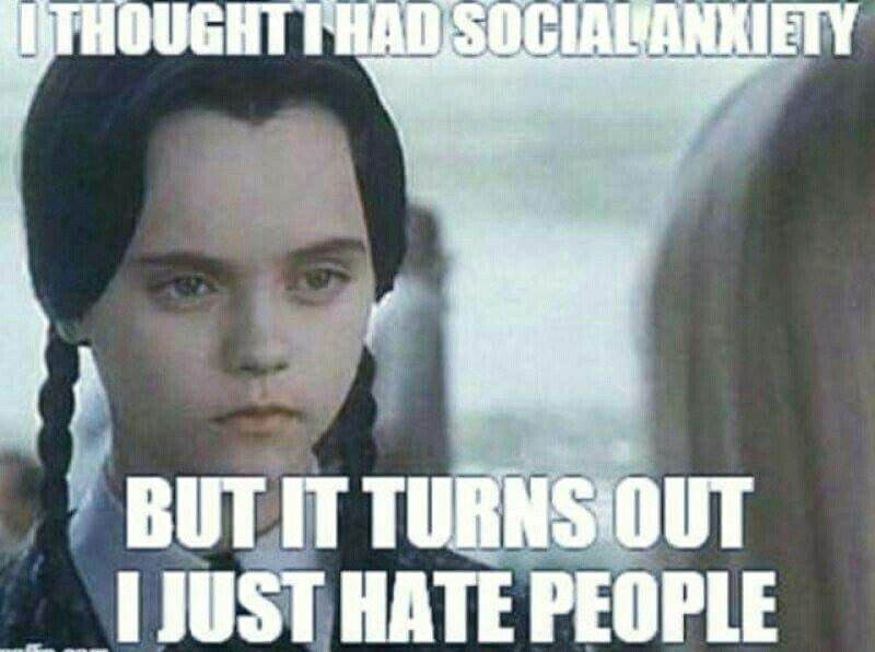 Wednesday Addams Meme Funny : That's what the therapist said. funny pinterest wednesday