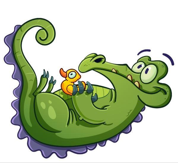 I love Swampy