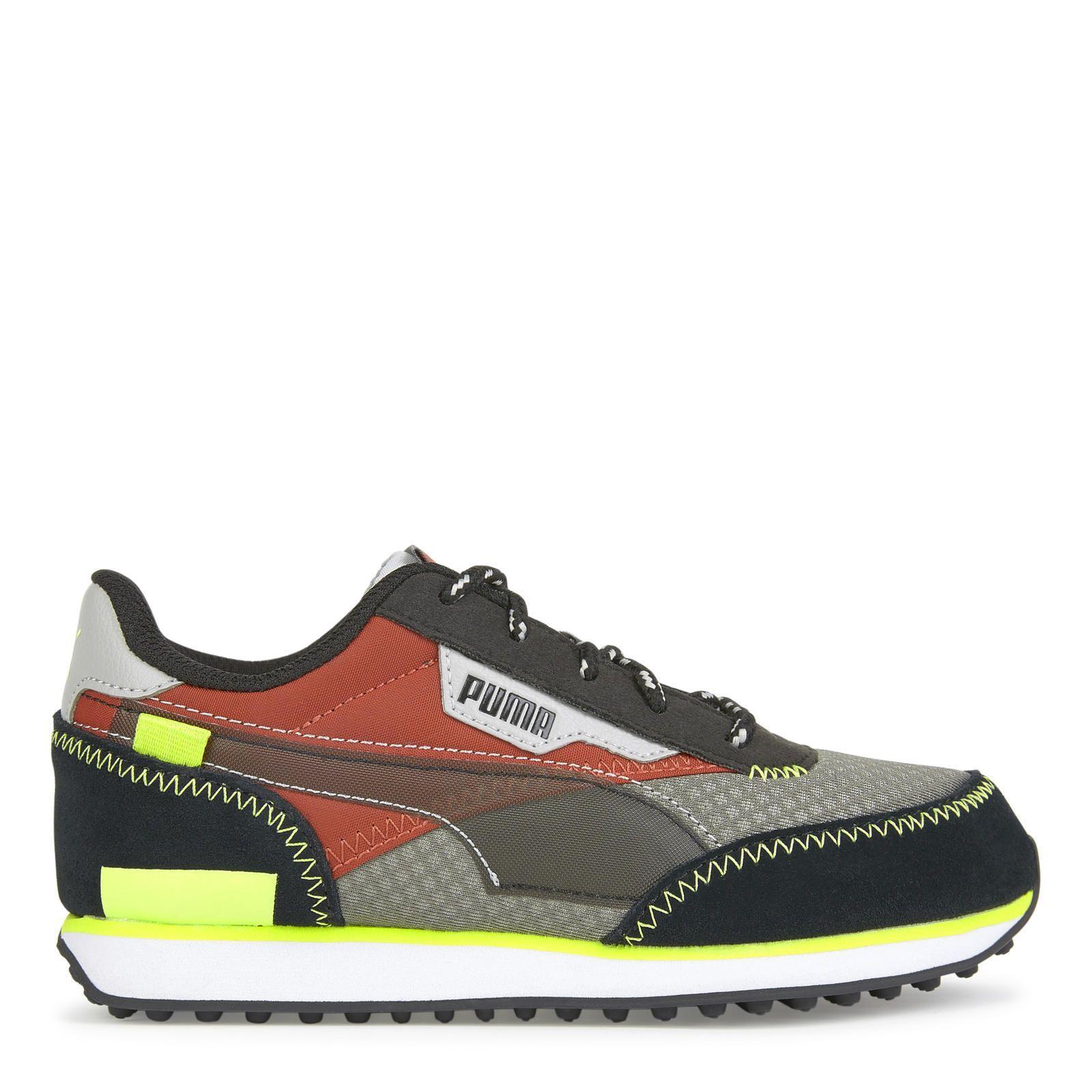 Puma Grey Upper 50 Textile 50 Polyurethane Lining 100 Textile Midsoles 100 Eva Outsoles 100 Rubber Bi Material Trainers Fut Puma Pumas Shoes Trainers
