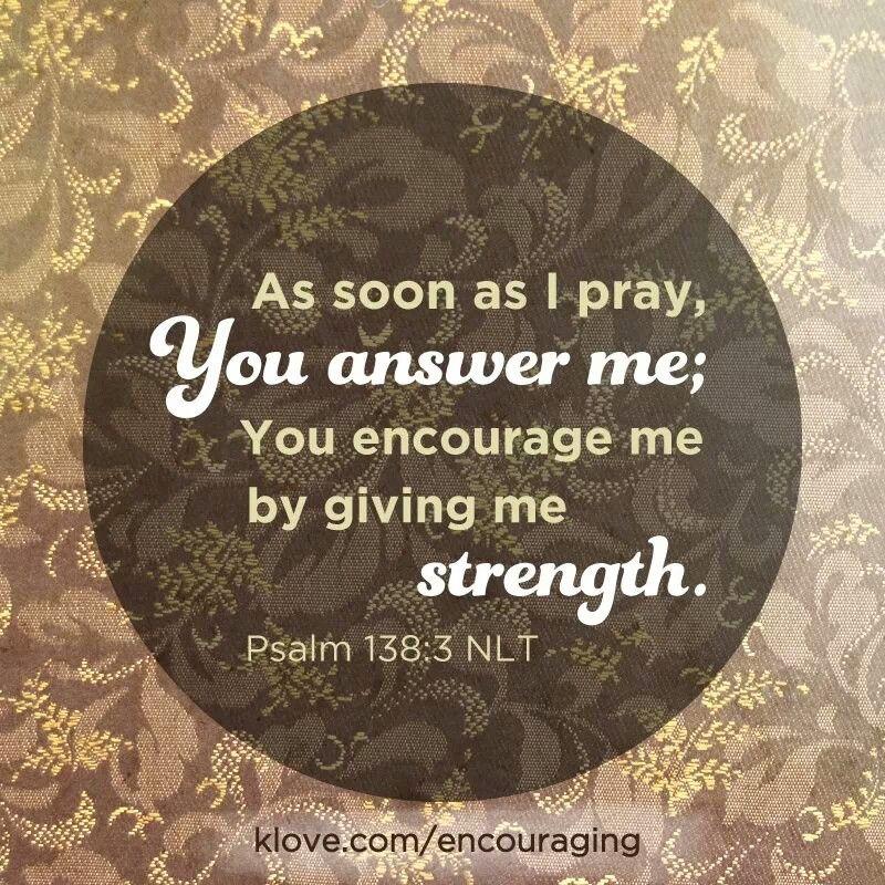 Psalm 138:3