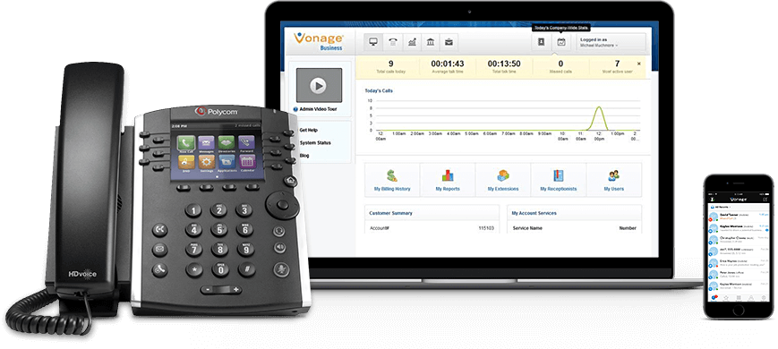 IP phone systems for small business | Voip solutions, Voip ...