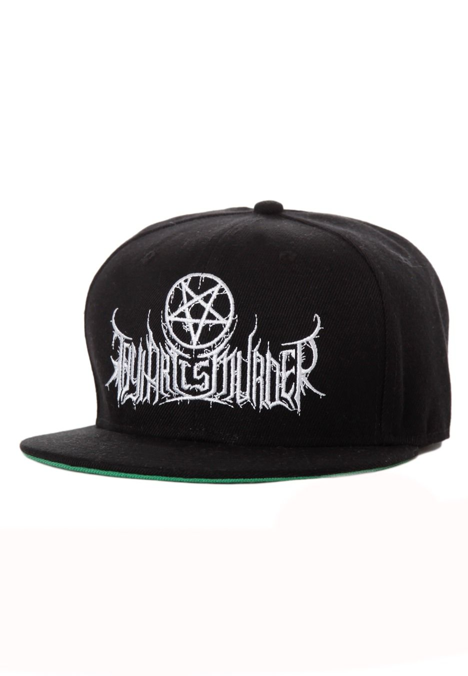 1da670f764a Thy Art Is Murder - Logo Snapback - Cap - Official Deathcore Merchandise  Online Shop - Impericon.com Worldwide