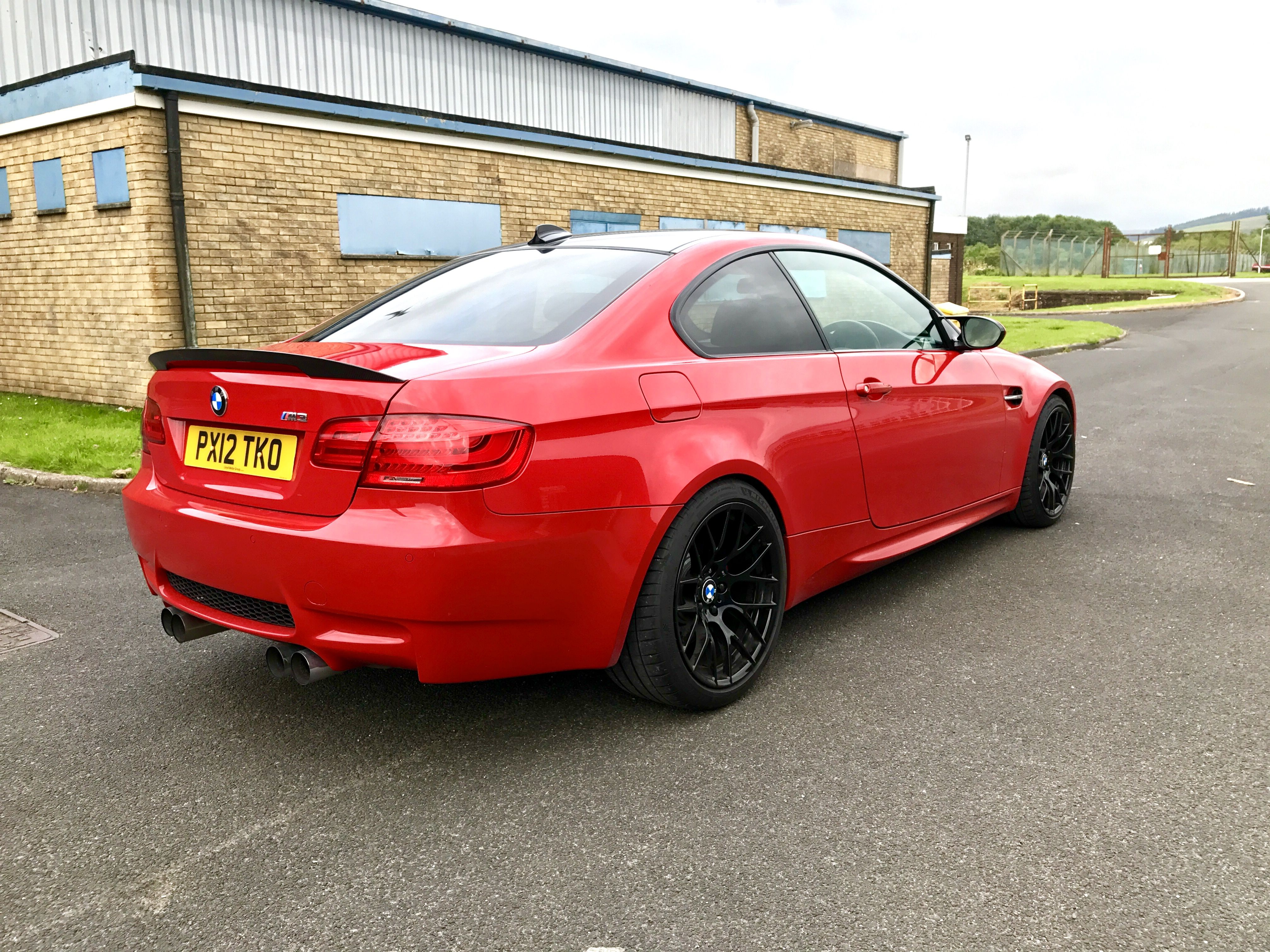 small resolution of 2012 bmw e92 m3 individual japan red 1 of 37 competition pack edc