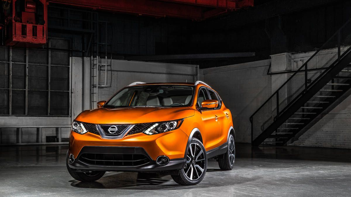 The topselling car in America the Nissan Rogue! Nissan