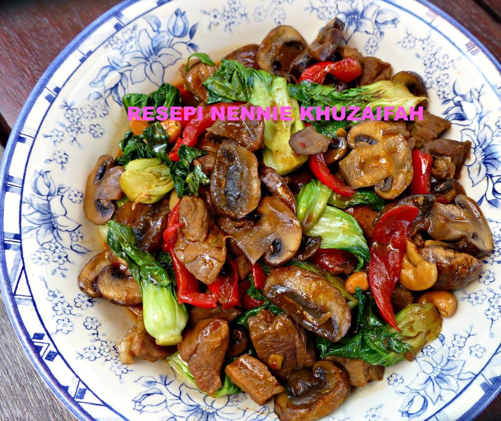 resipi sayur campur chinese style resepi bergambar Resepi Sup Sayur Masam Enak dan Mudah