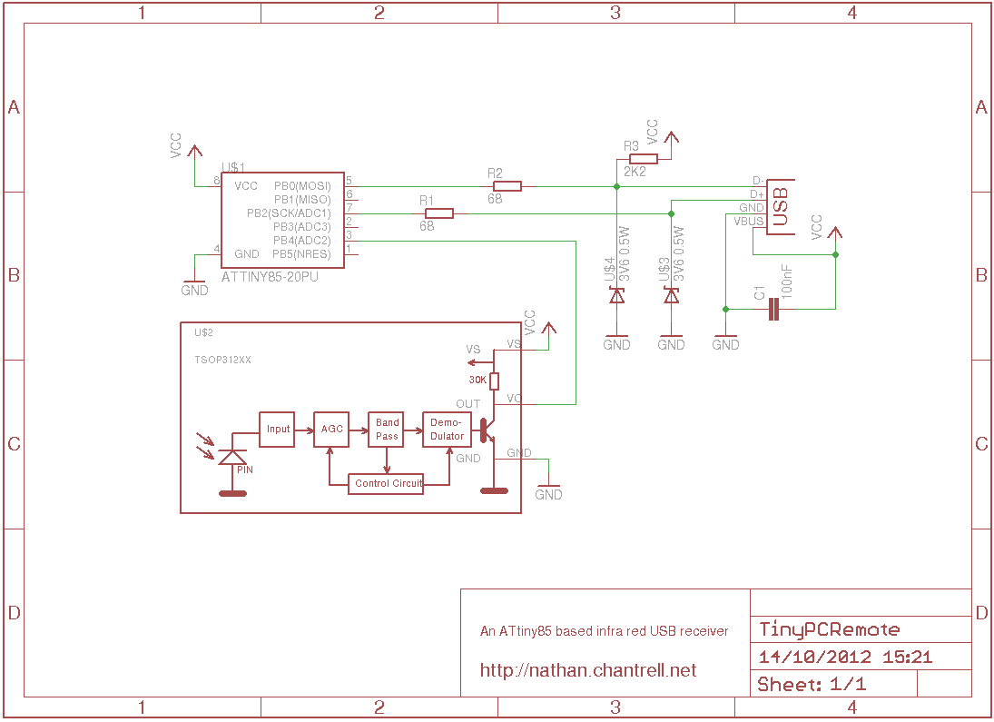 Heres A Cheap Way To Build Your Own Fully Customisable Infrared Pc Ir Remote Control Circuit Diagram If You Already Have Suitable Going Spare
