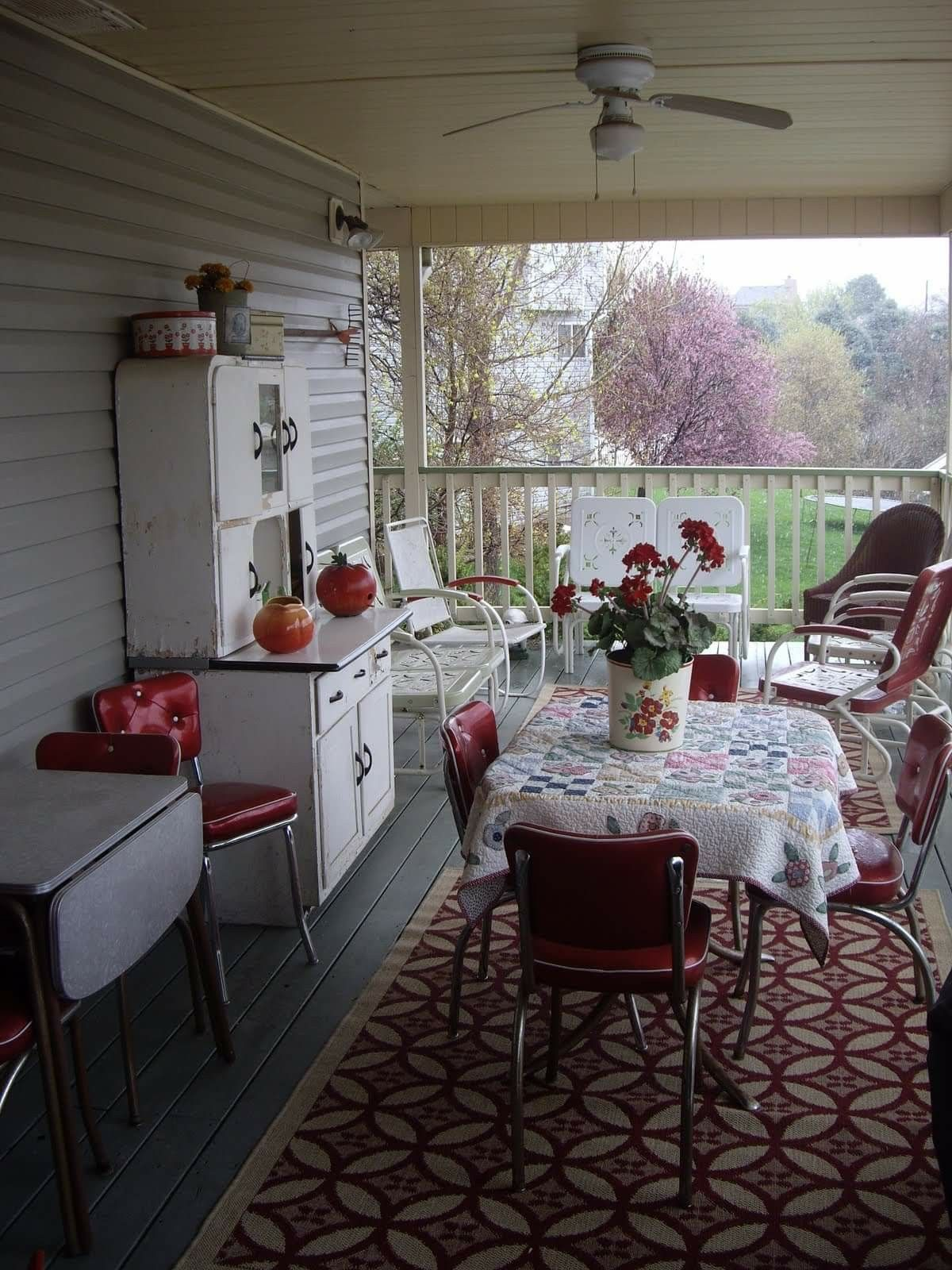 Country Porches, Front Porches, Screened In Porch, Decks And Porches, Cabin  Porches