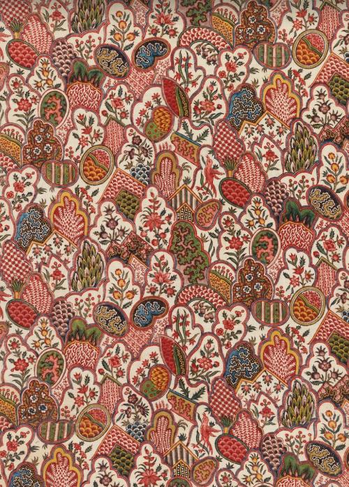 Textile c. 1792 by Oberkampf & Cie.