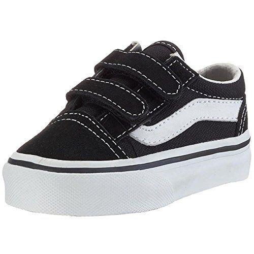 infant black vans