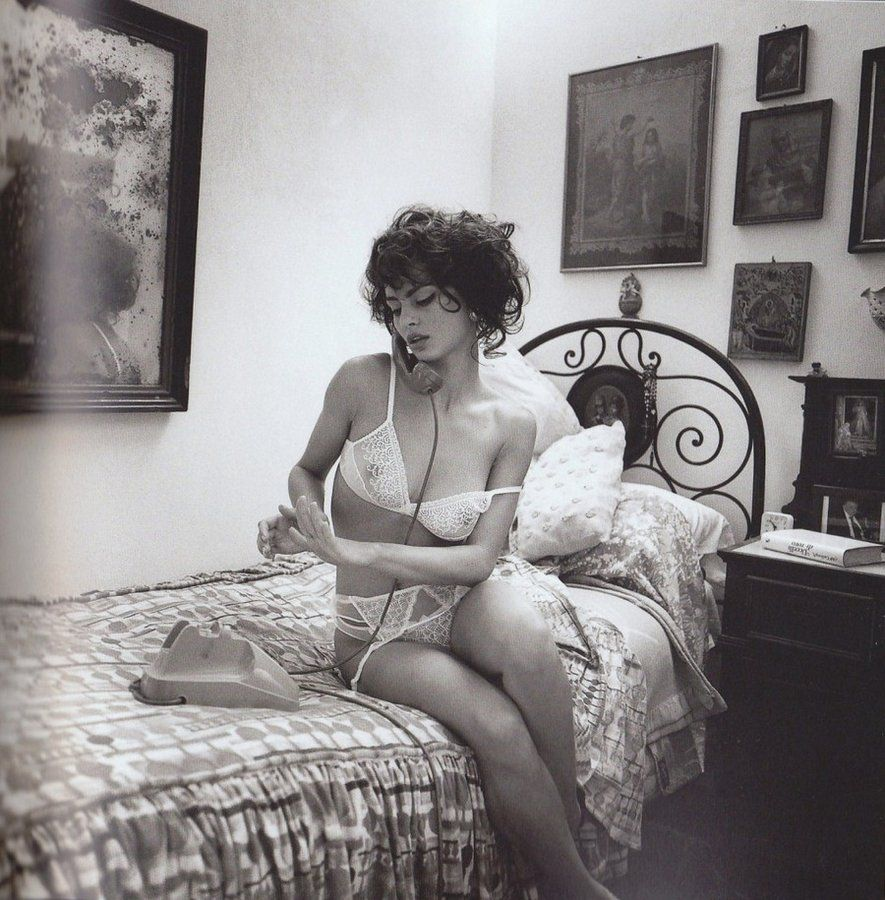 домашнее ретро фото любовниц