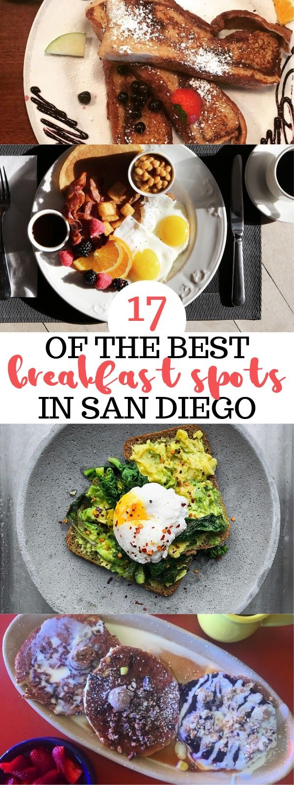 17 Of The Best Breakfast Spots In San Go La Jolla Pancakes Downtown