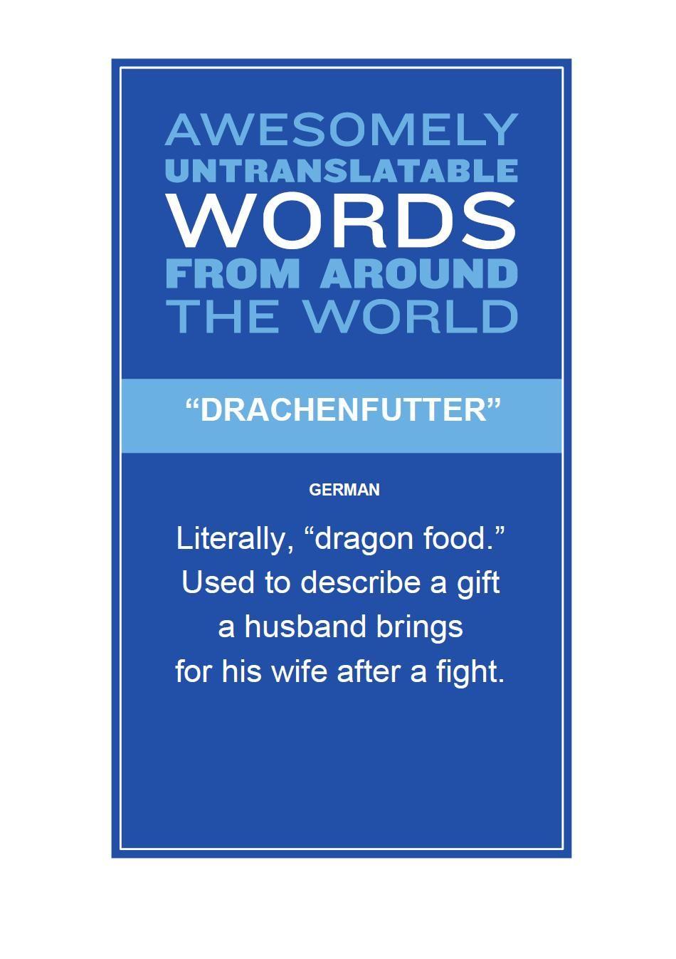german awesomely untranslatable words german german words und german language. Black Bedroom Furniture Sets. Home Design Ideas
