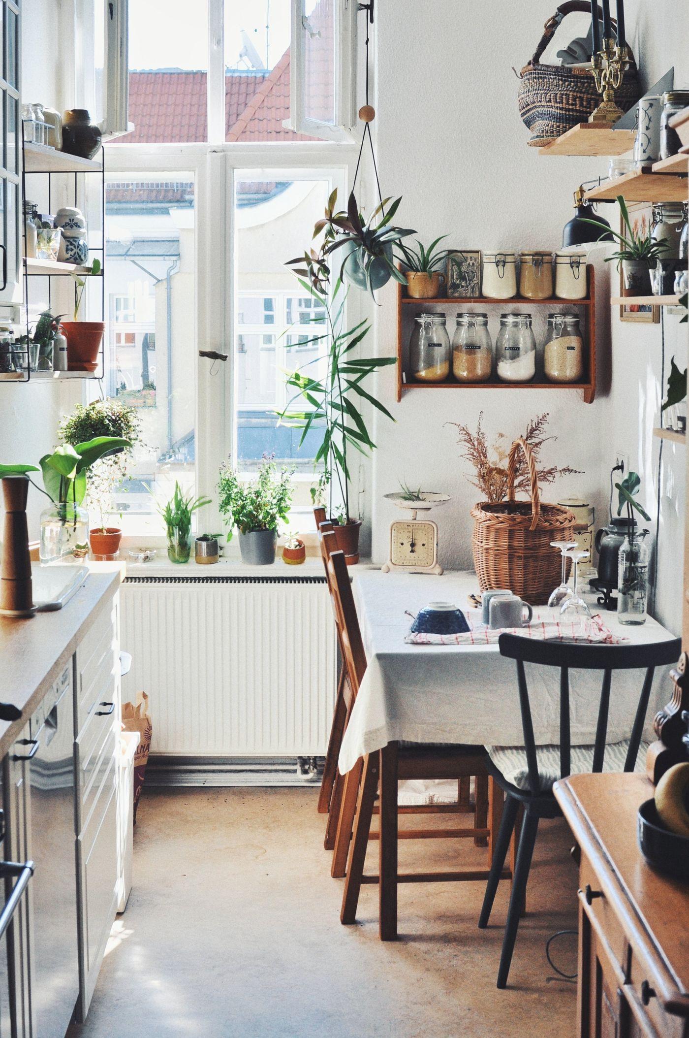 Photo of Vintage Küchen einrichten und dekorieren