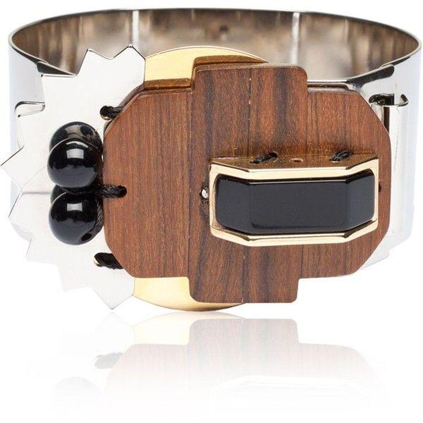 Bracelet Marni ($450) ❤ liked on Polyvore