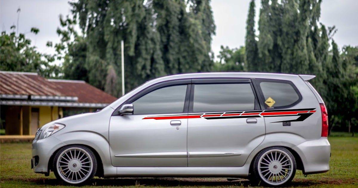 Pin Oleh Akhmad Wardani Di Otomotif Stiker Mobil Mobil Gambar