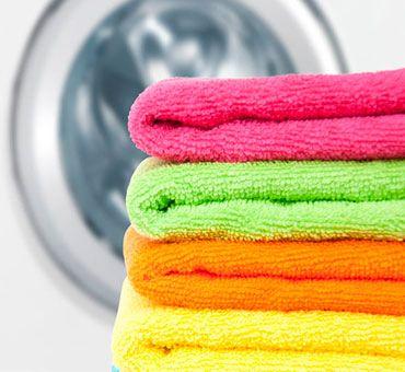 Segredinhos que garantem toalhas macias