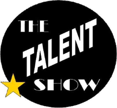 Talent Show Clip Art  Talent Show Flyer Template Free Image