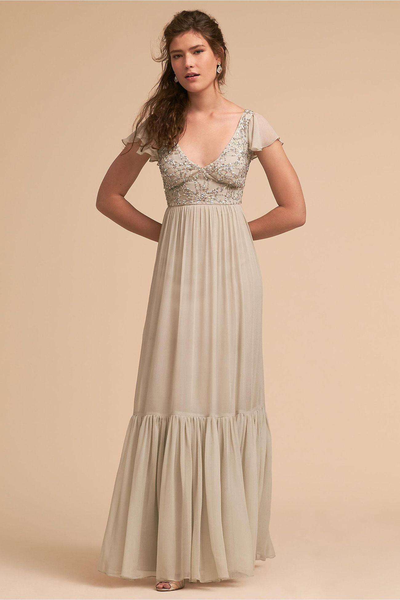 Our Favorite Wedding Dresses Under $500 | Green weddings, Wedding ...