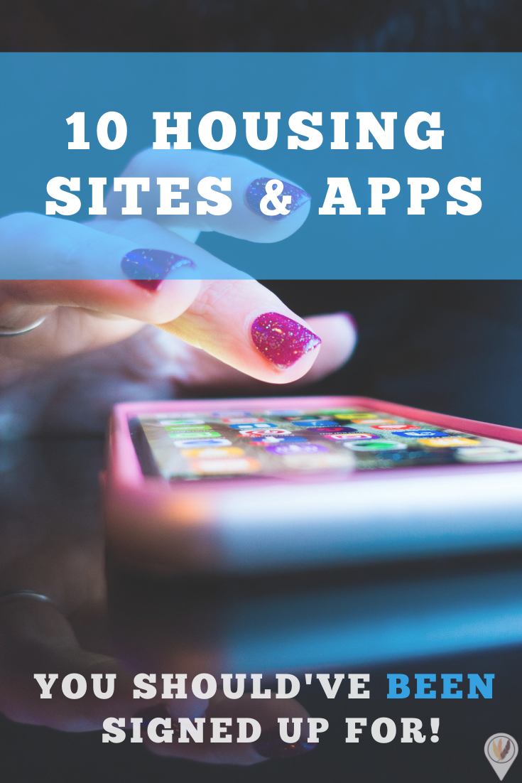 10 Housing Apps Sites You Should Ve Been Signed Up For With Images Vacation Trips 10 Things Couchsurfing