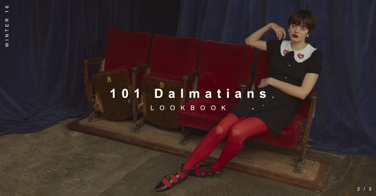 Lazy Oaf 101 Dalmatians dress