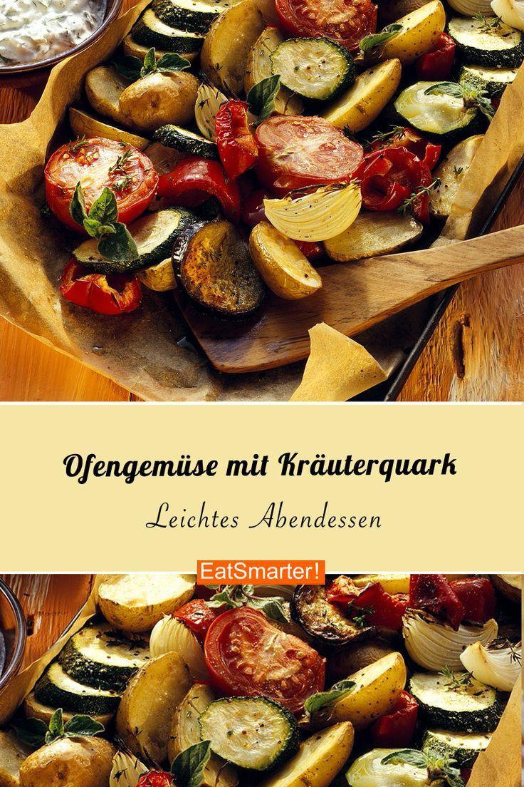 Wir präsentieren: Ofengemüse – Rezepte: Gemüse & Co.