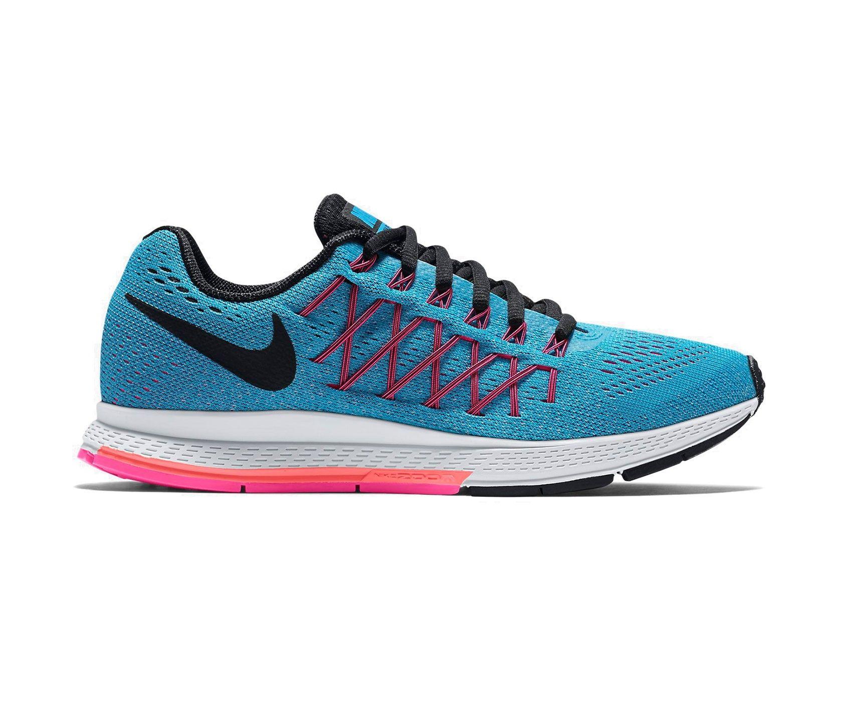 the best attitude fdc8d b7120 NIKE AIR ZOOM PEGASUS 32 AZULNEGRO MUJER Running Nike, Running Shoes, Nike