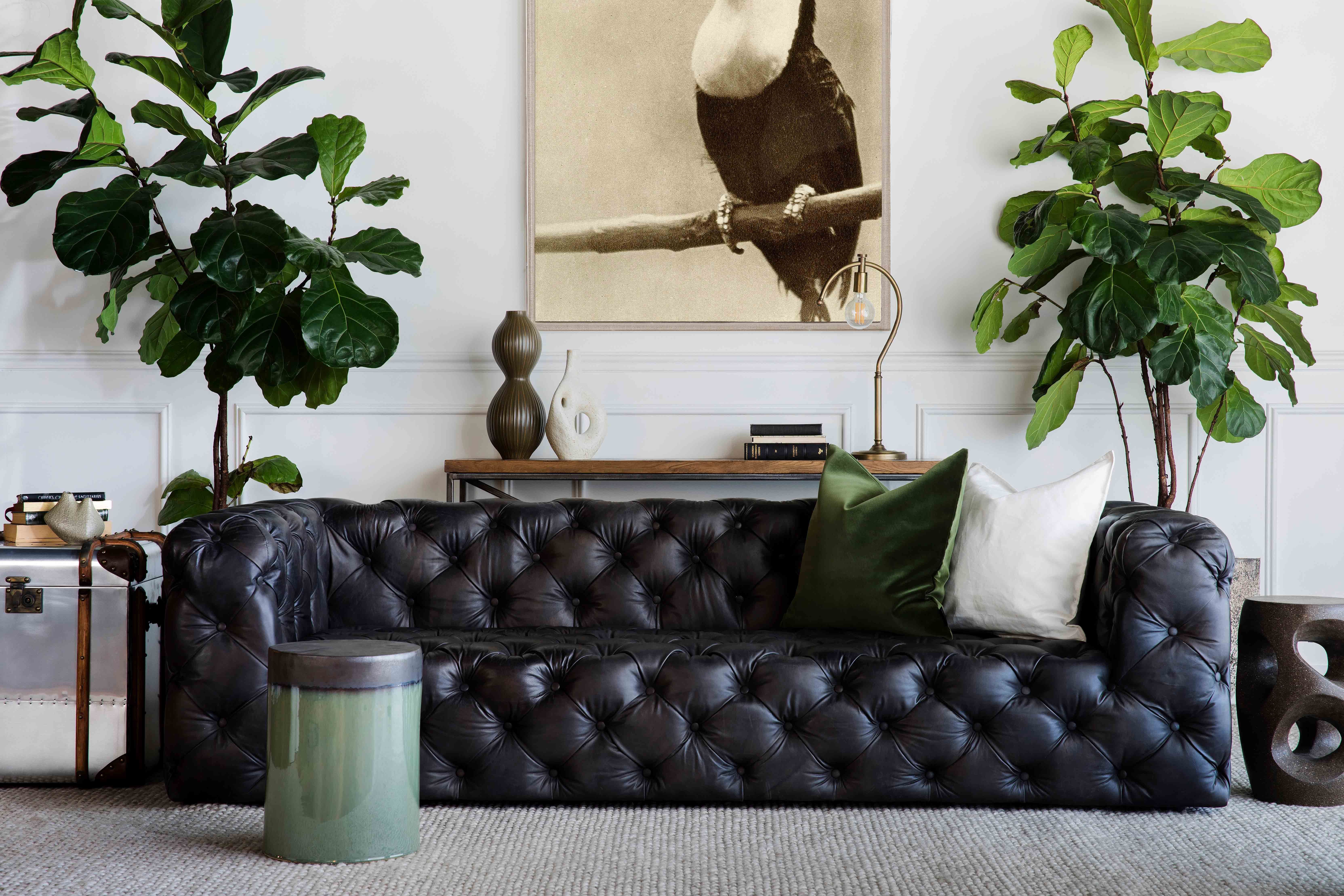 2170f4462e0 A modern take on the timeless Chesterfield