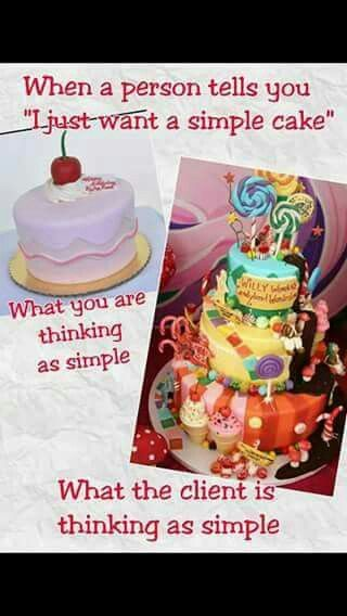 Pin On Cake Bakers Quotes