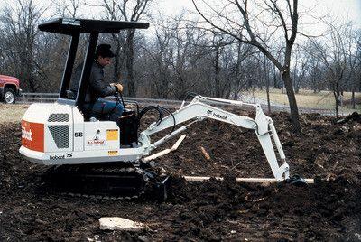 Bobcat 56, 76 Mini Excavator Service Repair Manual INSTANT
