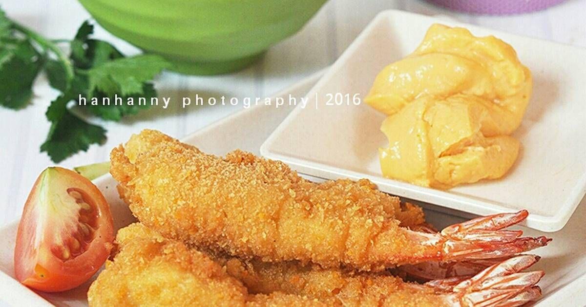 Resep Ebi Furai Oleh Hanhanny Resep Resep Adonan Roti