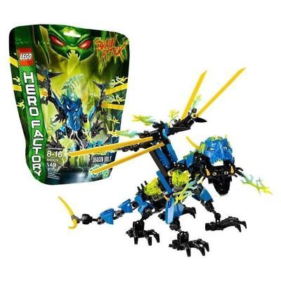 Bricks and Building Pieces 183448: Hero Factory Lego - 44009 Dragon ...