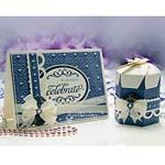 Wonderfully Made by Lesley Langdon--remember to use embossing on layouts, too!