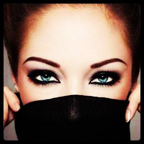'Eyes Are The Window To The Soul'