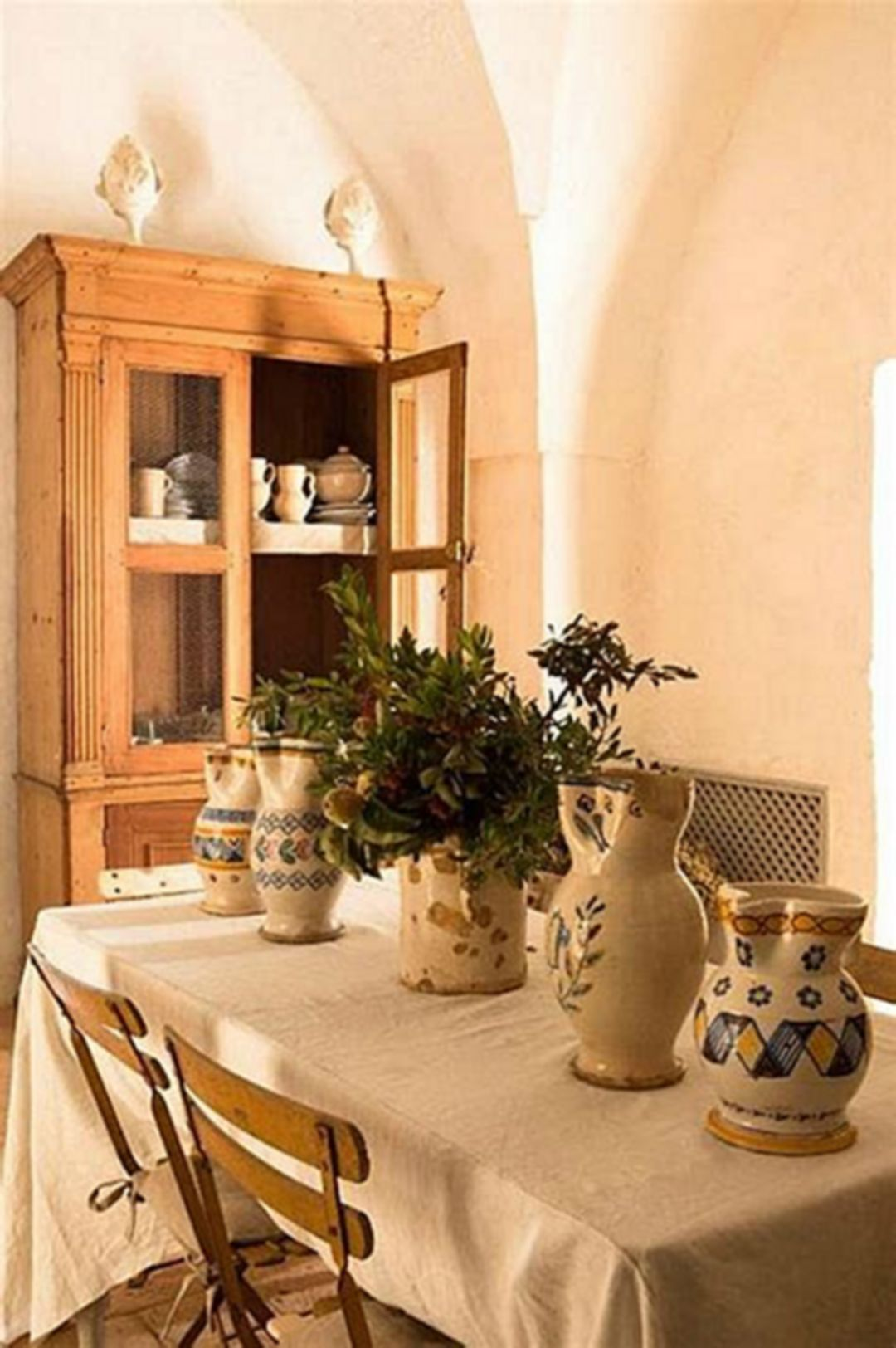 Wicked wonderful italian rustic kitchen decorating ideas to