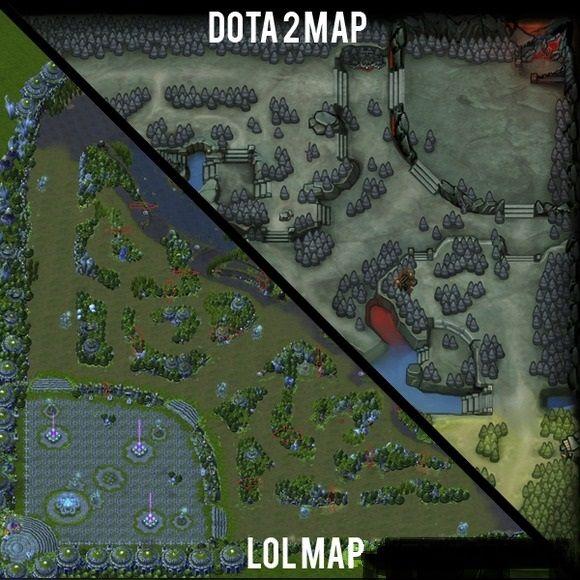 Resultado de imagen de Moba map
