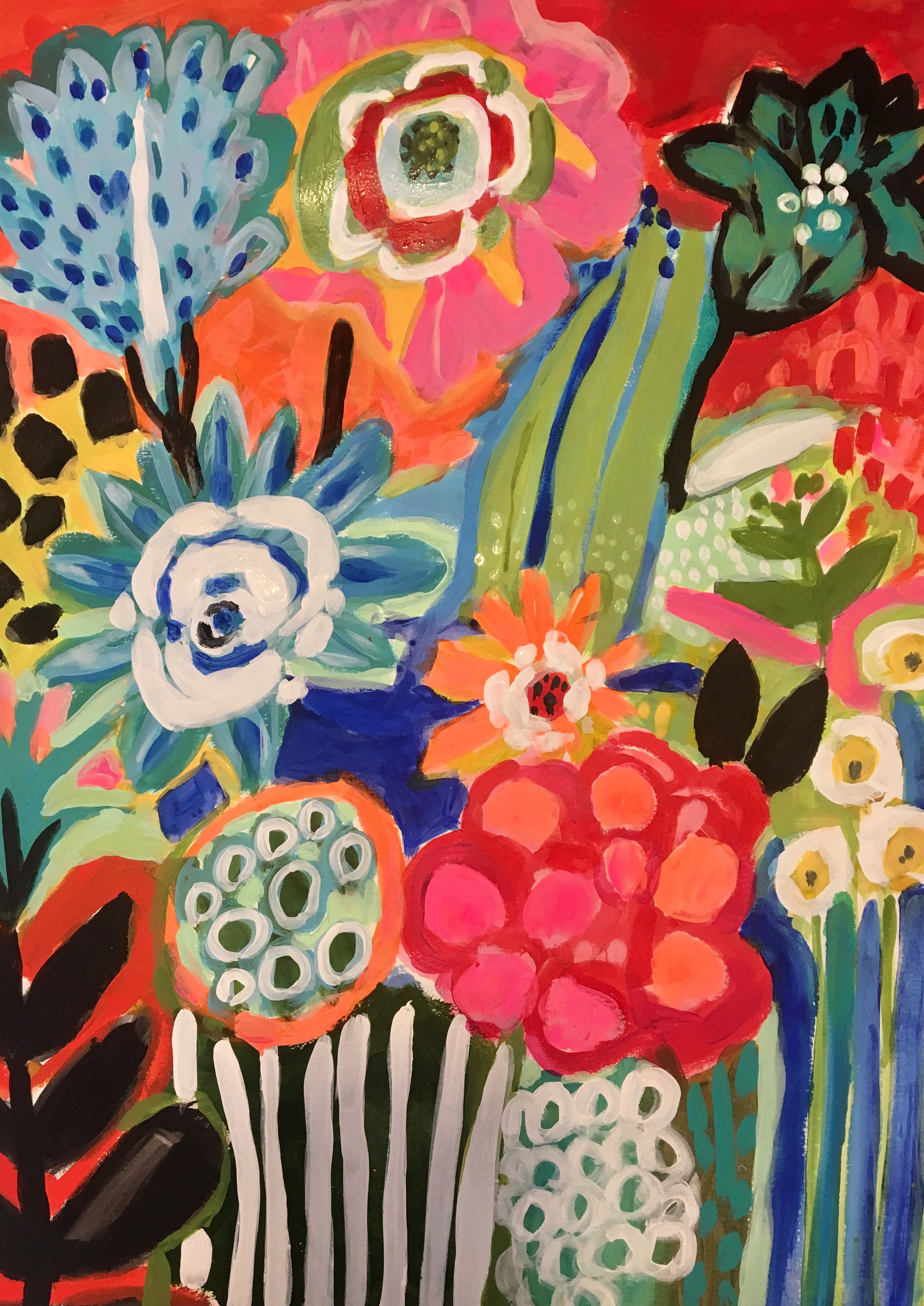 Pin By Denise Franklin On Painting Pinterest Flowers Paintings