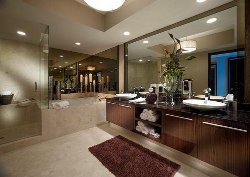 cool house. bathroom.